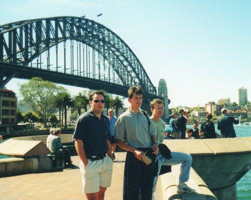 OH Sydney.